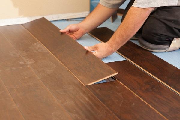 Ceiling and Flooring | Long Barn Inc II