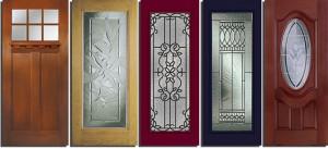 Milliken Door Glass