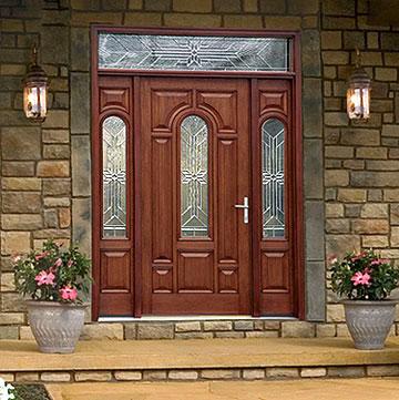 Therma-Tru Front Entry Door