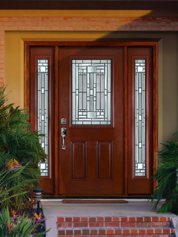 masonite outside door