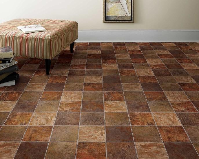 Flooring Tarkett Vinyl Tile